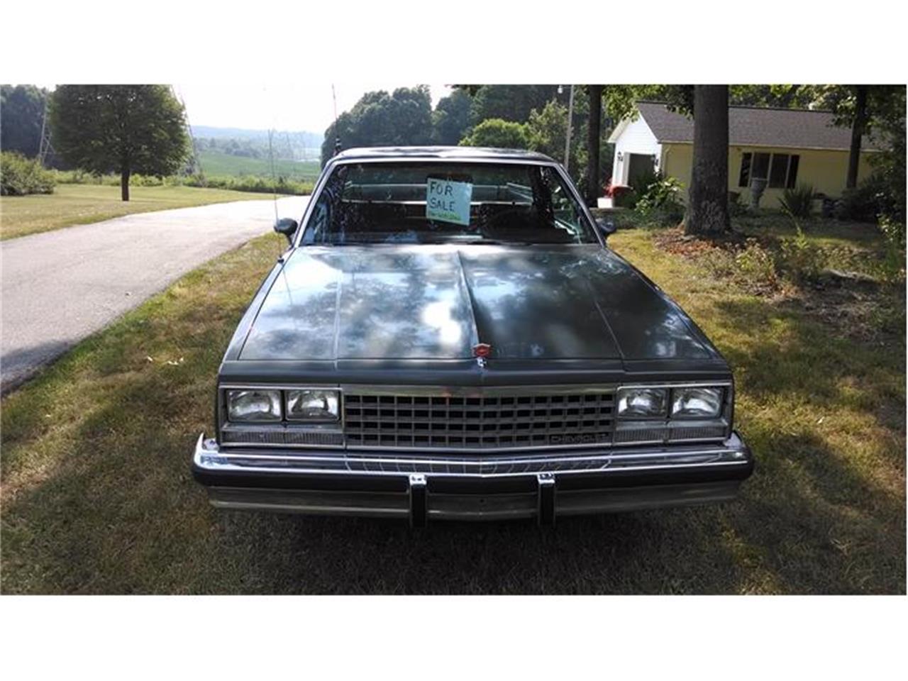 1985 Chevrolet El Camino (CC-109743) for sale in Lexington, North Carolina