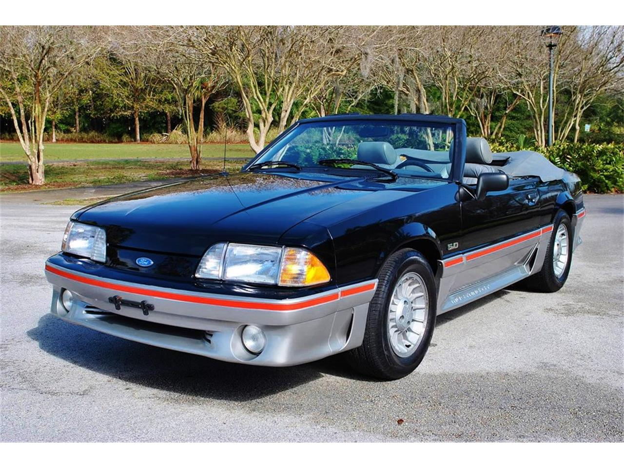 1989 Mustang Gt For Sale