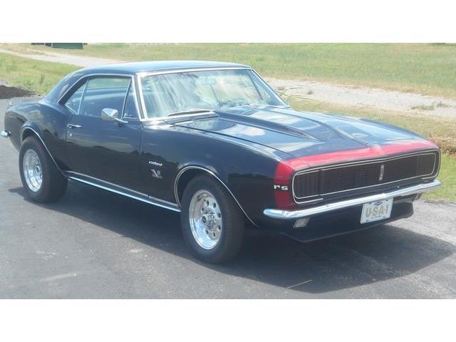 1967 Chevrolet Camaro (CC-1001581) for sale in Blanchard, Oklahoma