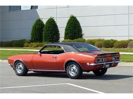 1968 Chevrolet Camaro Z28 (CC-1001670) for sale in Charlotte, North Carolina