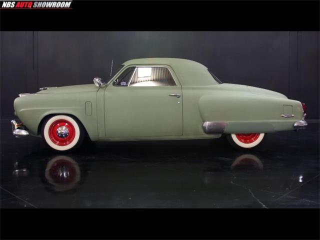1951 Studebaker Business Coupe (CC-1001863) for sale in Milpitas, California