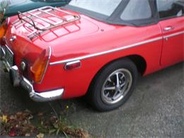 1973 MG MGB (CC-1002073) for sale in Rye, New Hampshire