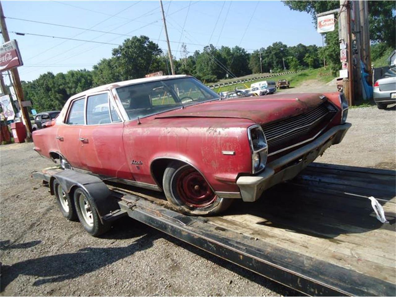1967 AMC Ambassador (CC-1002215) for sale in Jackson, Michigan