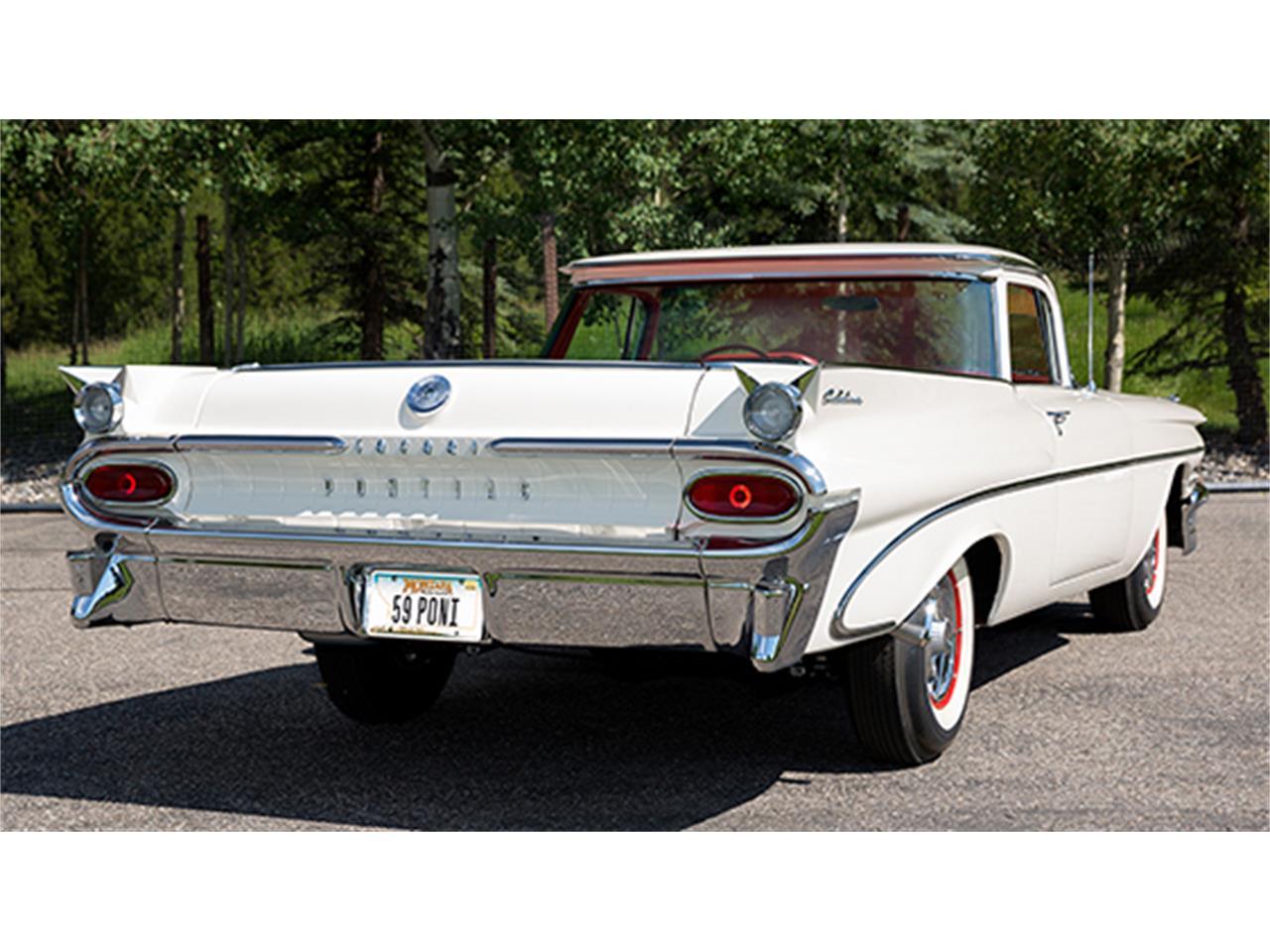 1959 Pontiac El Catalina Safari Pickup for Sale | ClassicCars.com ...