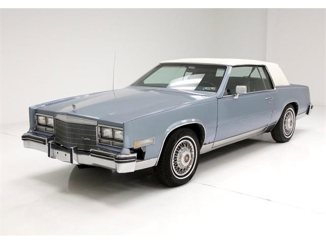 1985 Cadillac Eldorado (CC-1002298) for sale in Morgantown, Pennsylvania