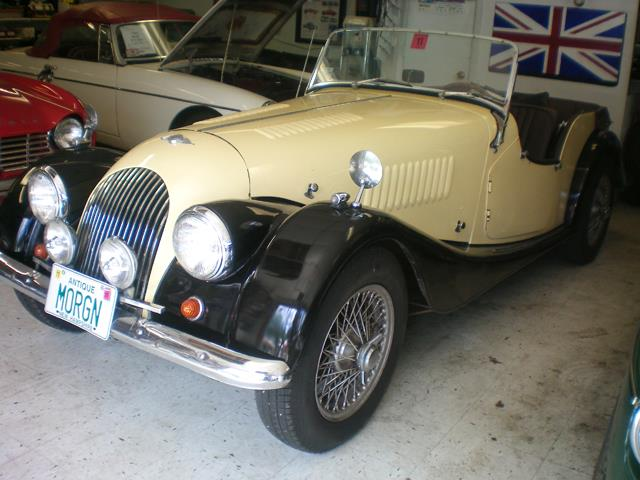 1967 Morgan Plus 4 (CC-1002339) for sale in Rye, New Hampshire