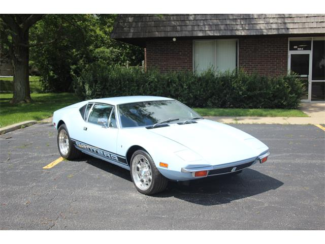1971 De Tomaso Pantera (CC-1000025) for sale in lake zurich, Illinois