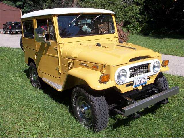 1971 Toyota FJ Cruiser (CC-1002584) for sale in Algonquin, Illinois
