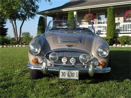 1967 Austin-Healey 3000 Mark III (CC-1002616) for sale in Chicago, Illinois