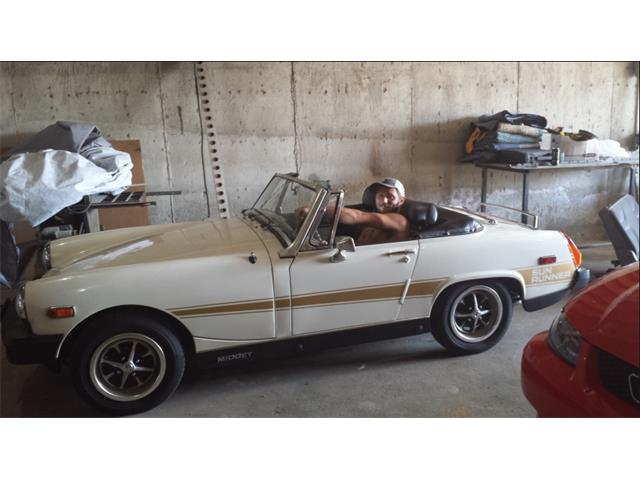 1979 MG Midget (CC-1002779) for sale in Coventry, Rhode Island