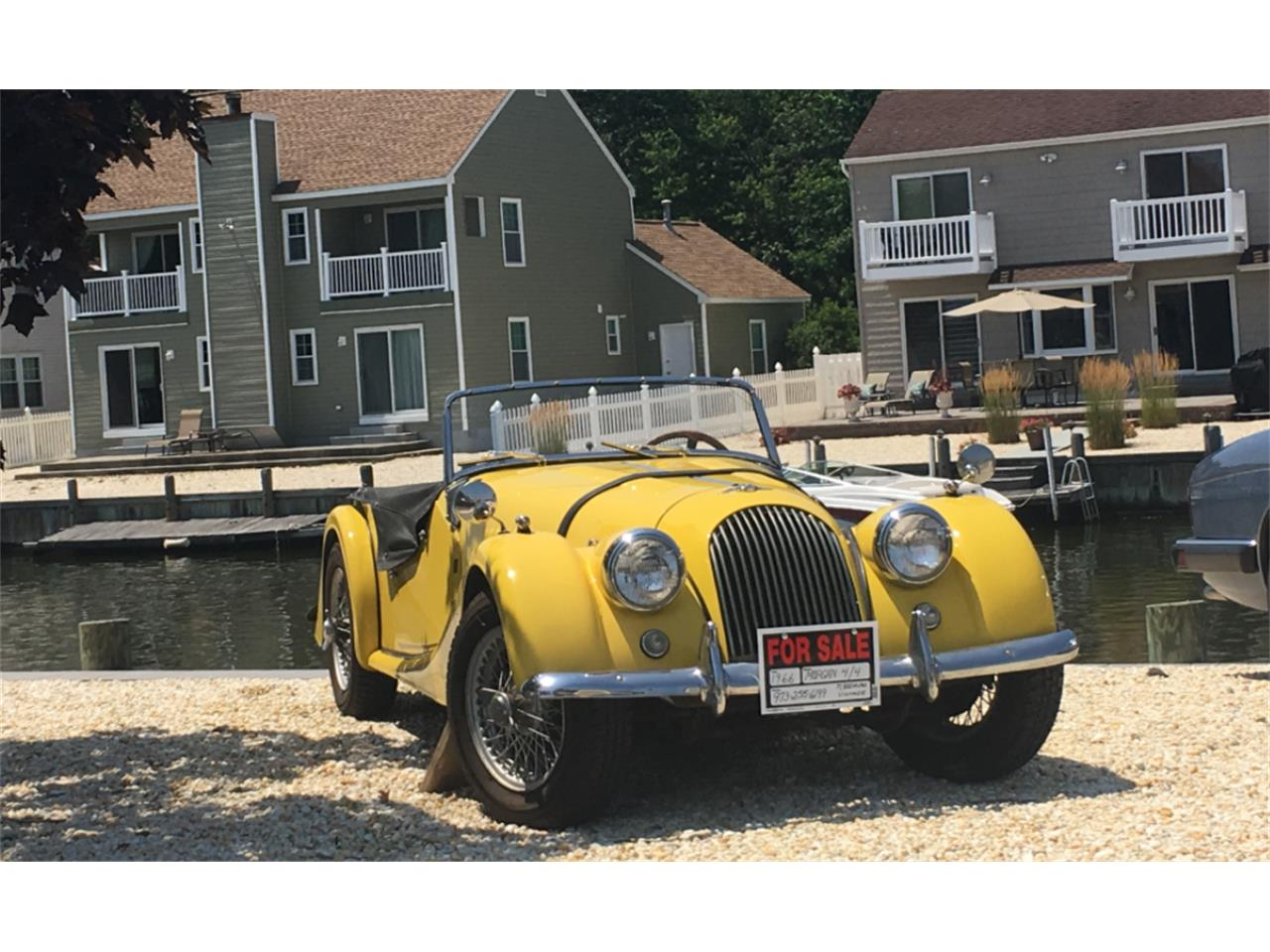 1966 Morgan 4 (CC-1002815) for sale in Bayville, New Jersey