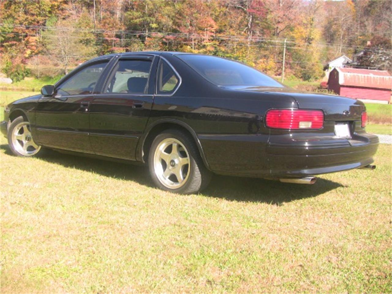 1995 Chevrolet Caprice (CC-1003065) for sale in Cornelius, North Carolina
