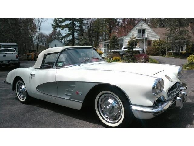 1959 Chevrolet Corvette (CC-1003111) for sale in Hanover, Massachusetts