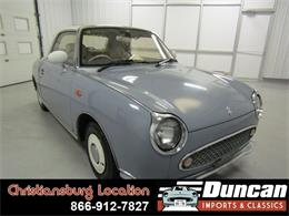 1991 Nissan Figaro (CC-1003183) for sale in Christiansburg, Virginia