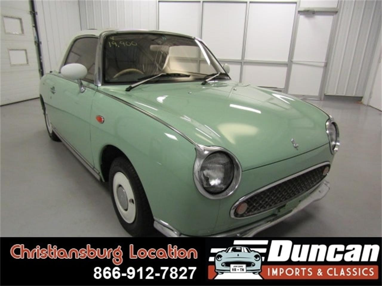 1991 Nissan Figaro (CC-1003200) for sale in Christiansburg, Virginia