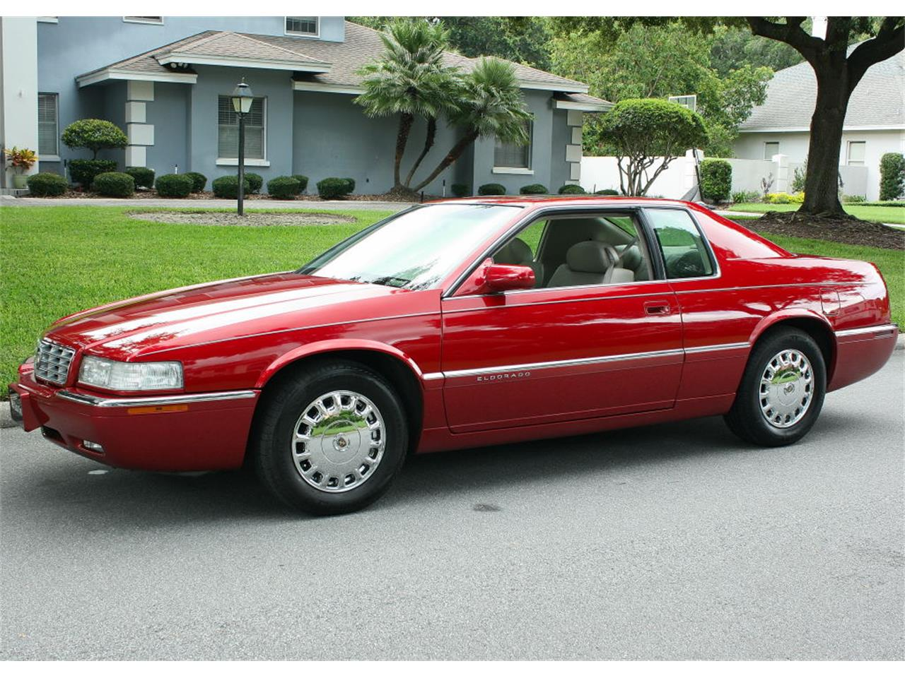 1995 cadillac eldorado for sale classiccars com cc 1003431 1995 cadillac eldorado for sale