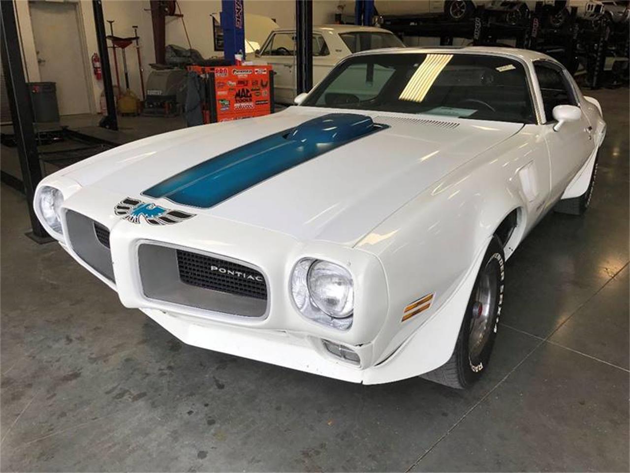 1970 Pontiac Firebird Trans Am for Sale   ClassicCars.com ...