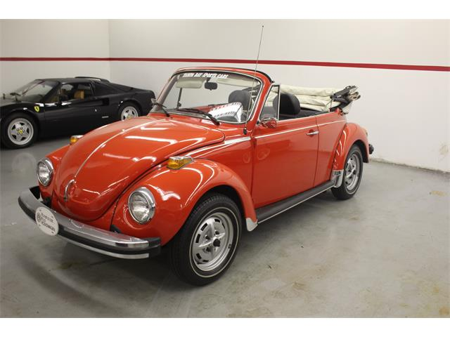 1979 Volkswagen Super Beetle (CC-1000037) for sale in lake zurich, Illinois