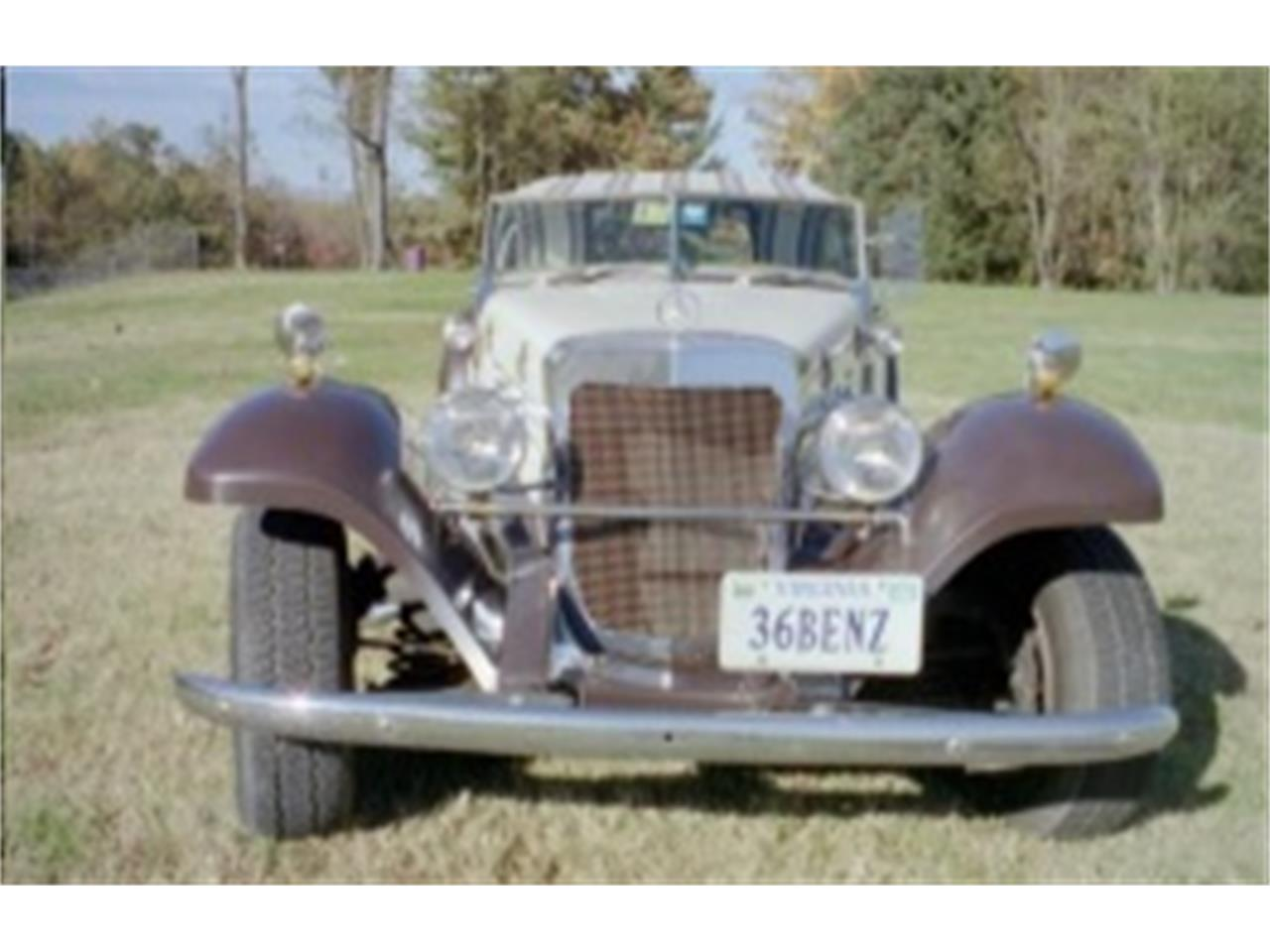1936 Mercedes-Benz 500K (CC-1003819) for sale in Charlottesville , Virginia