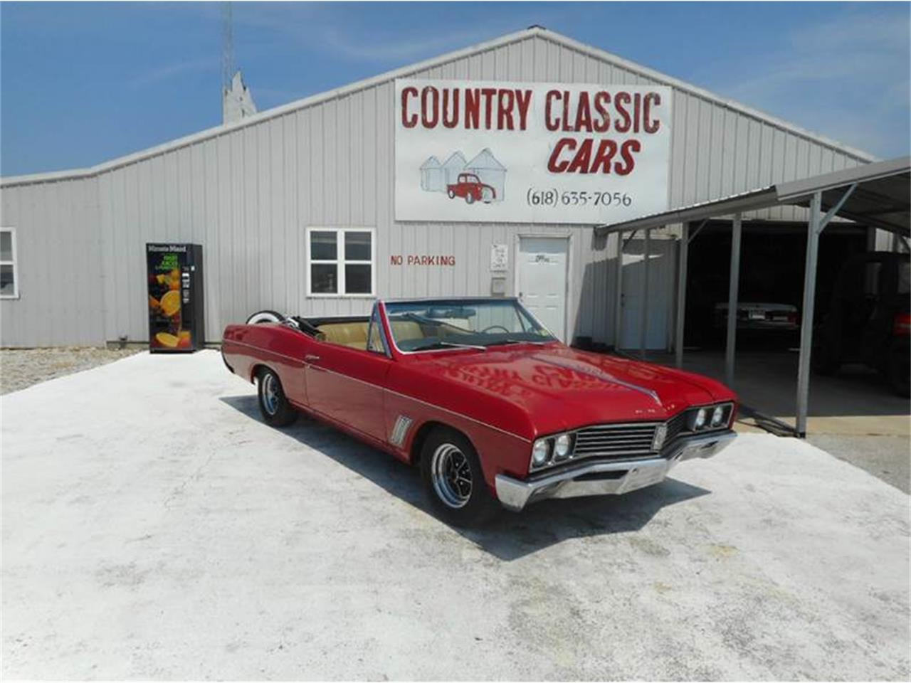 1967 Buick Skylark (CC-1004097) for sale in Staunton, Illinois