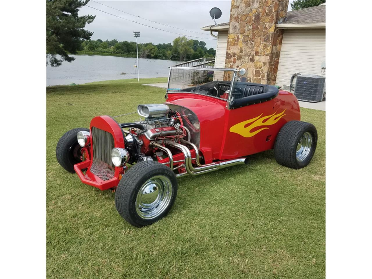 1929 Ford Roadster (CC-1004565) for sale in Fredonia, Kansas