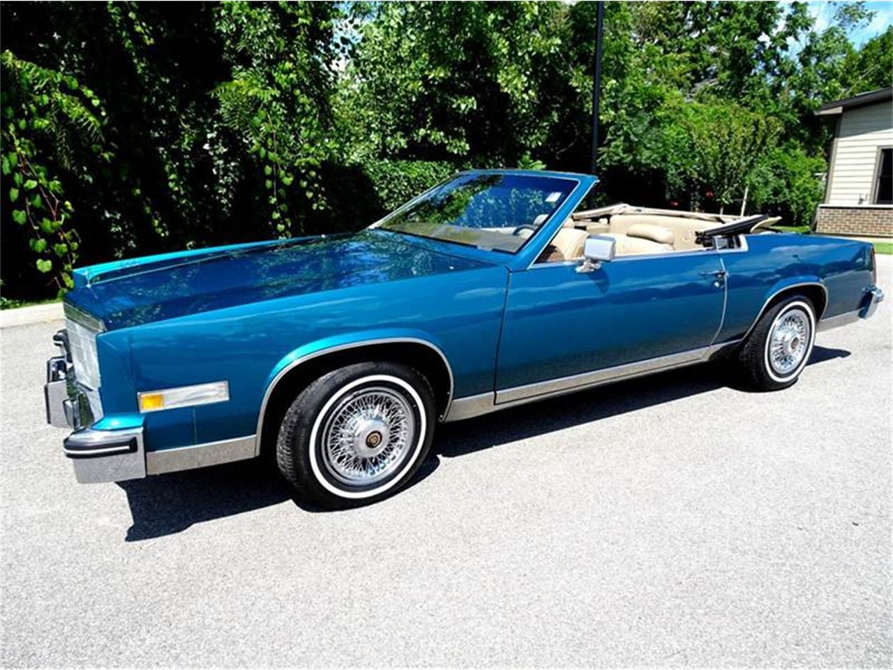 1981 cadillac eldorado for sale classiccars com cc 1004673 1981 cadillac eldorado for sale
