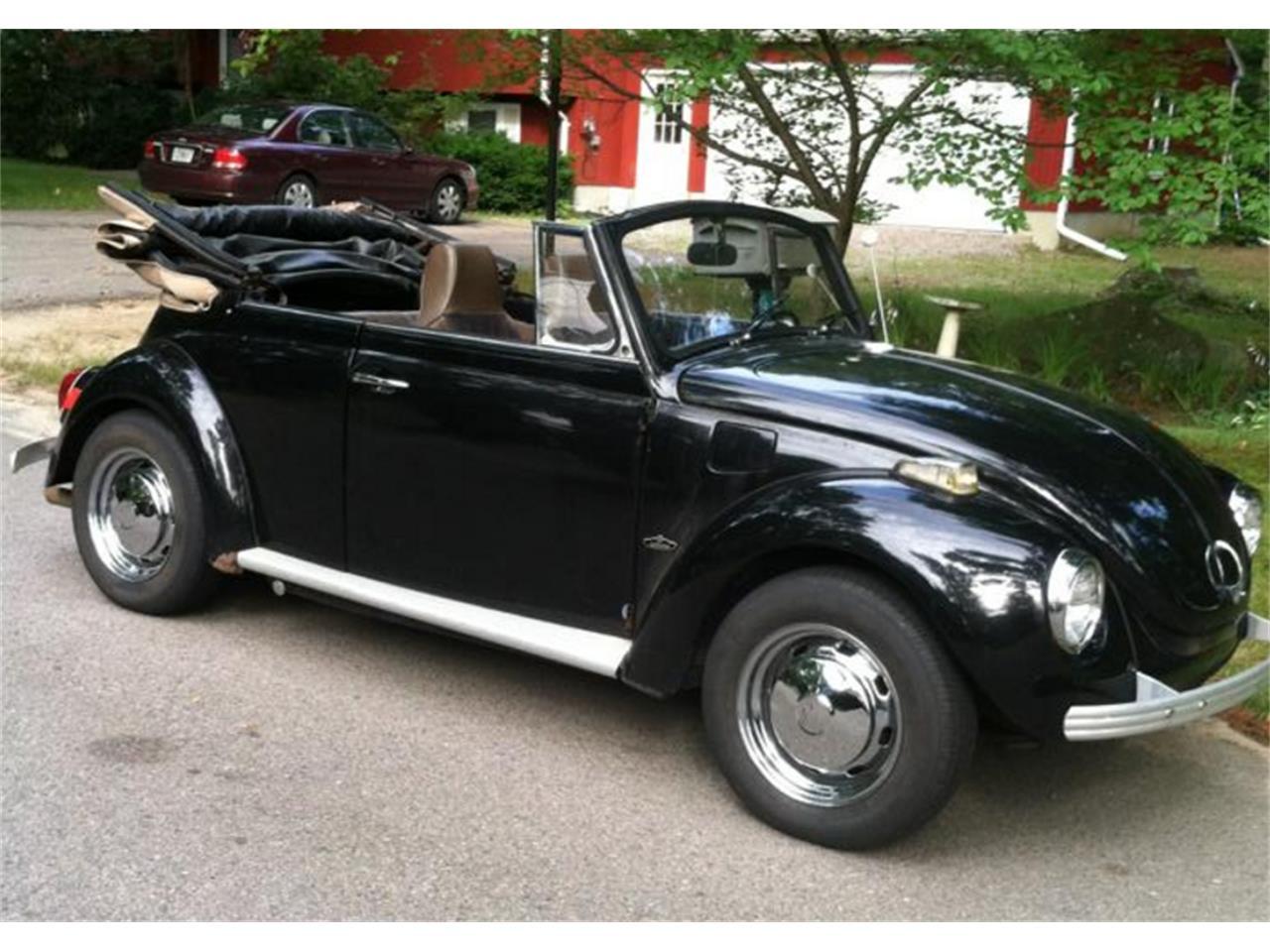 1971 Volkswagen Super Beetle For Sale Classiccars Com Cc 1005509