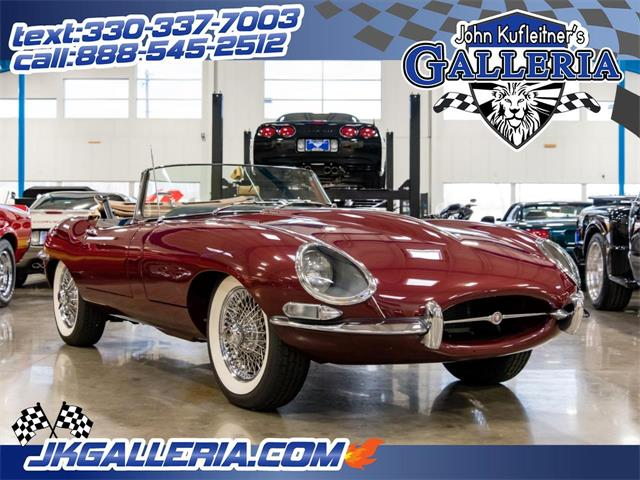 1964 Jaguar XK (CC-1006483) for sale in Salem, Ohio