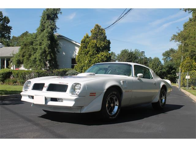 1976 Pontiac Firebird Trans Am (CC-1006781) for sale in Maple Shade, New Jersey