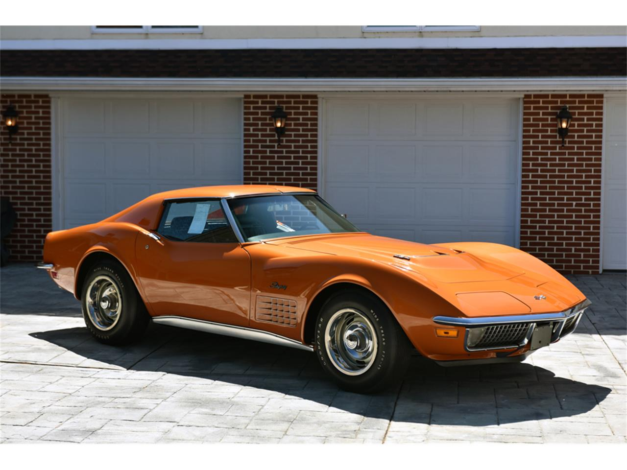 1971 Chevrolet Corvette for Sale   ClassicCars.com   CC ...