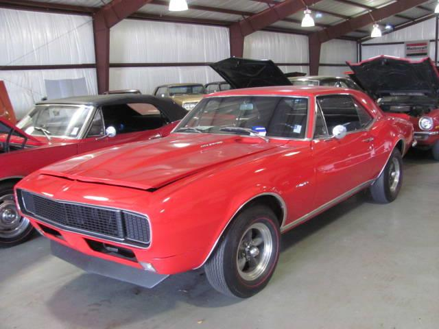 1967 Chevrolet Camaro (CC-1007051) for sale in Blanchard, Oklahoma