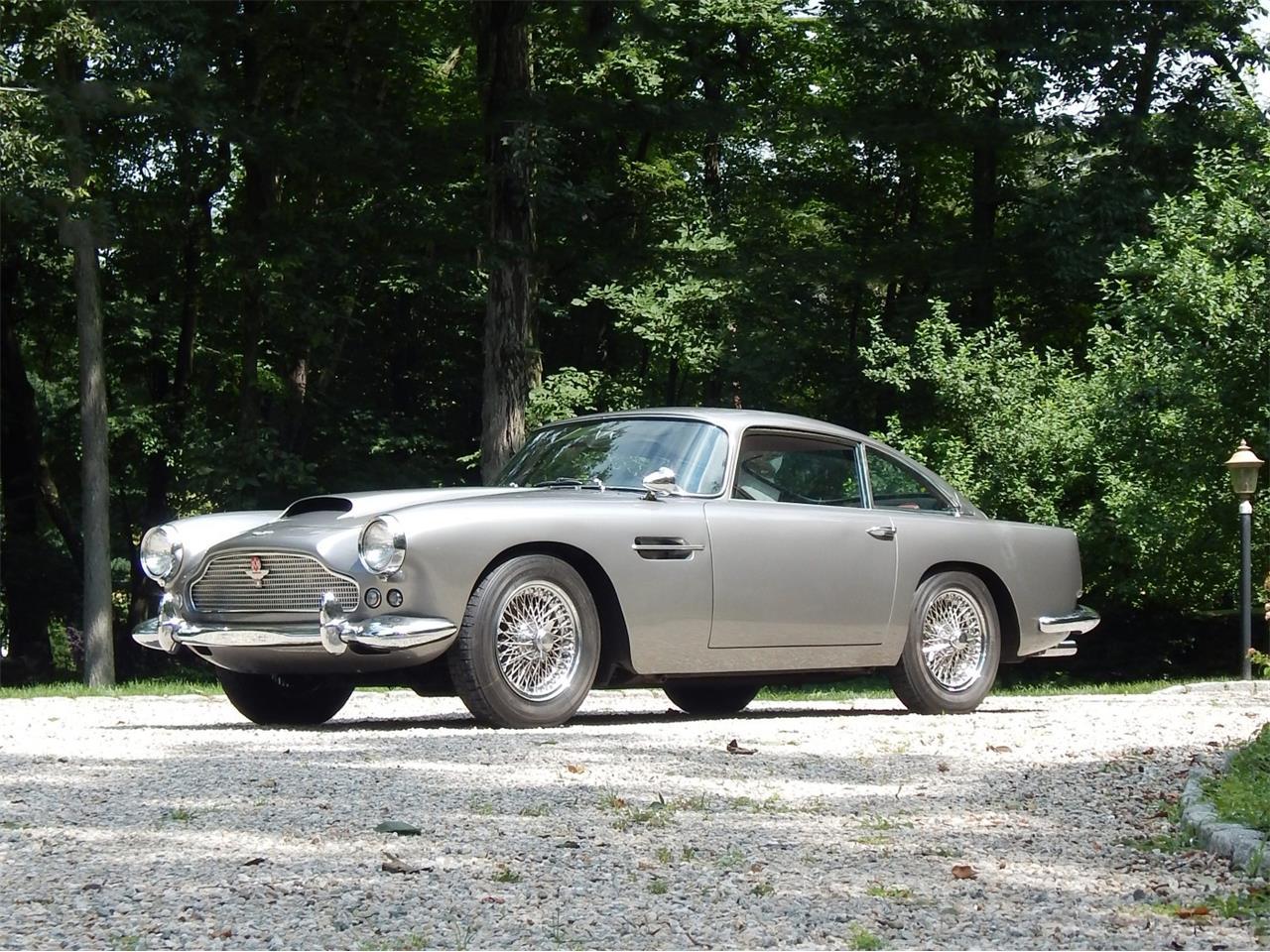 1961 Aston Martin Db4 Series Ii For Sale Classiccars Com Cc 1007383