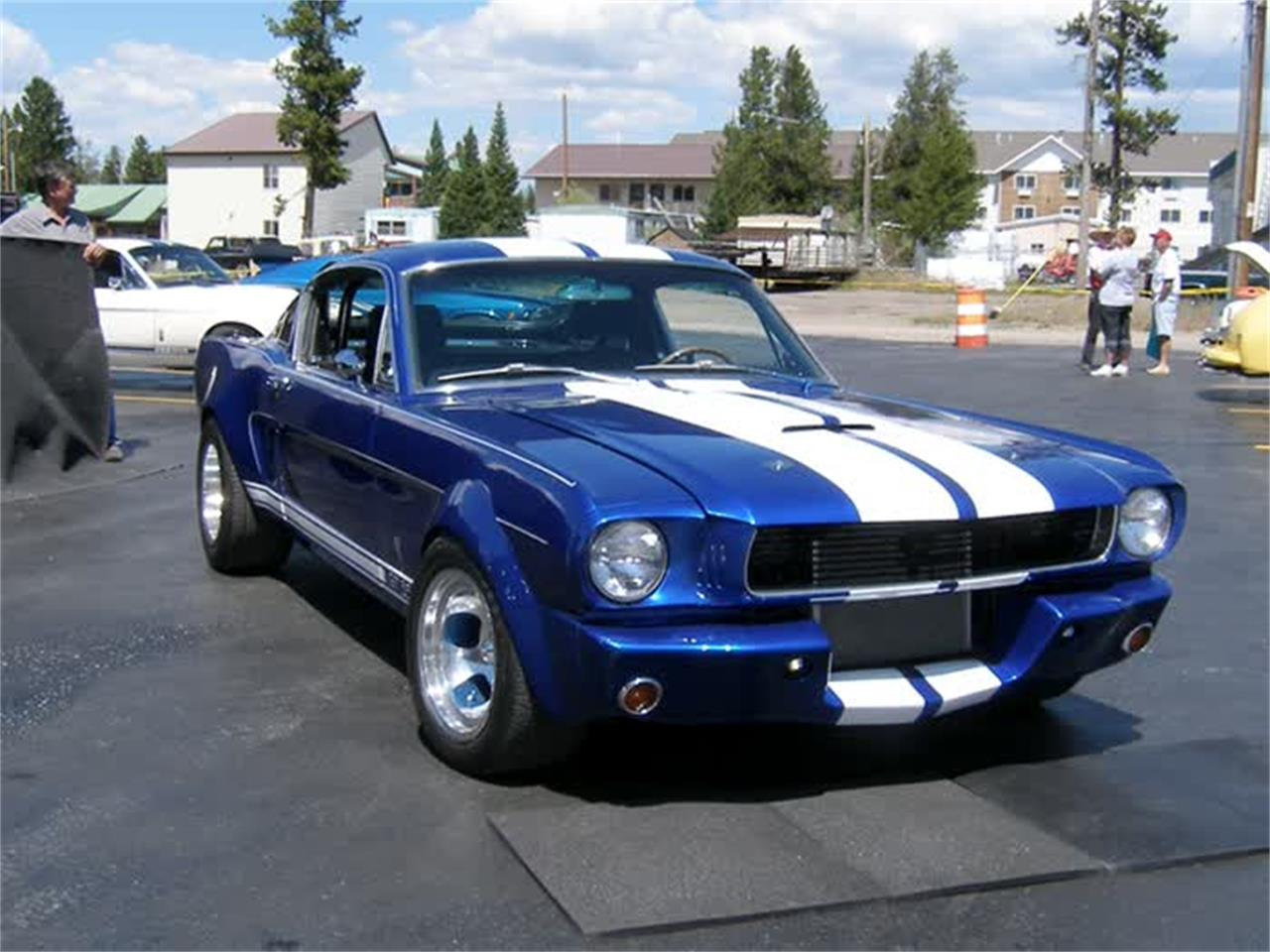 1966 Ford Mustang (CC-1007755) for sale in Spokane, Washington