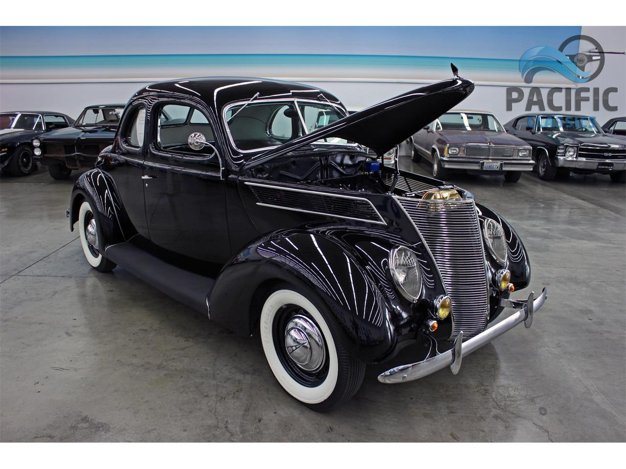 1937 Ford Coupe (CC-1007762) for sale in Mount Vernon, Washington