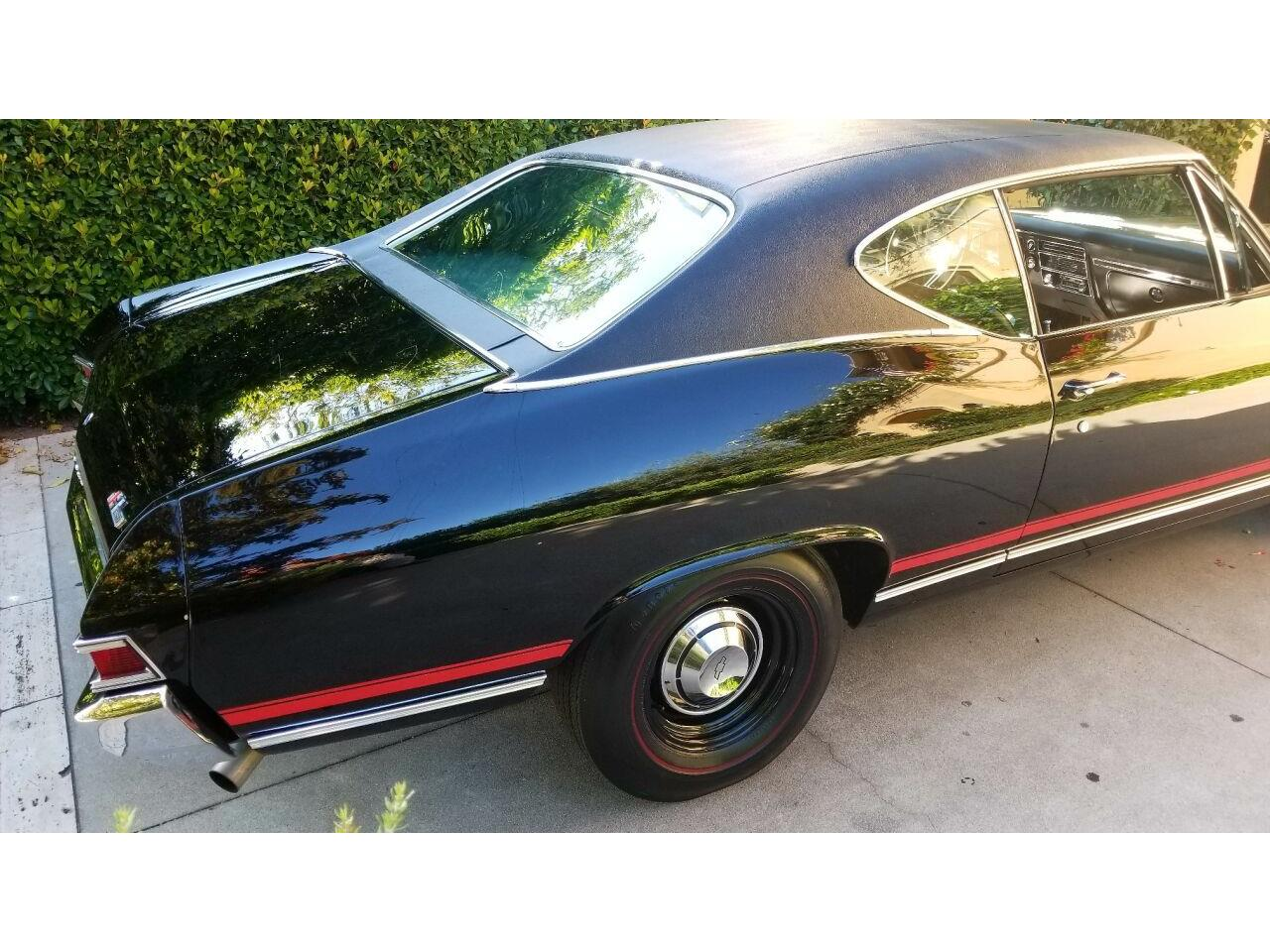 1968 Chevrolet Chevelle (CC-1007916) for sale in San Luis Obispo, California