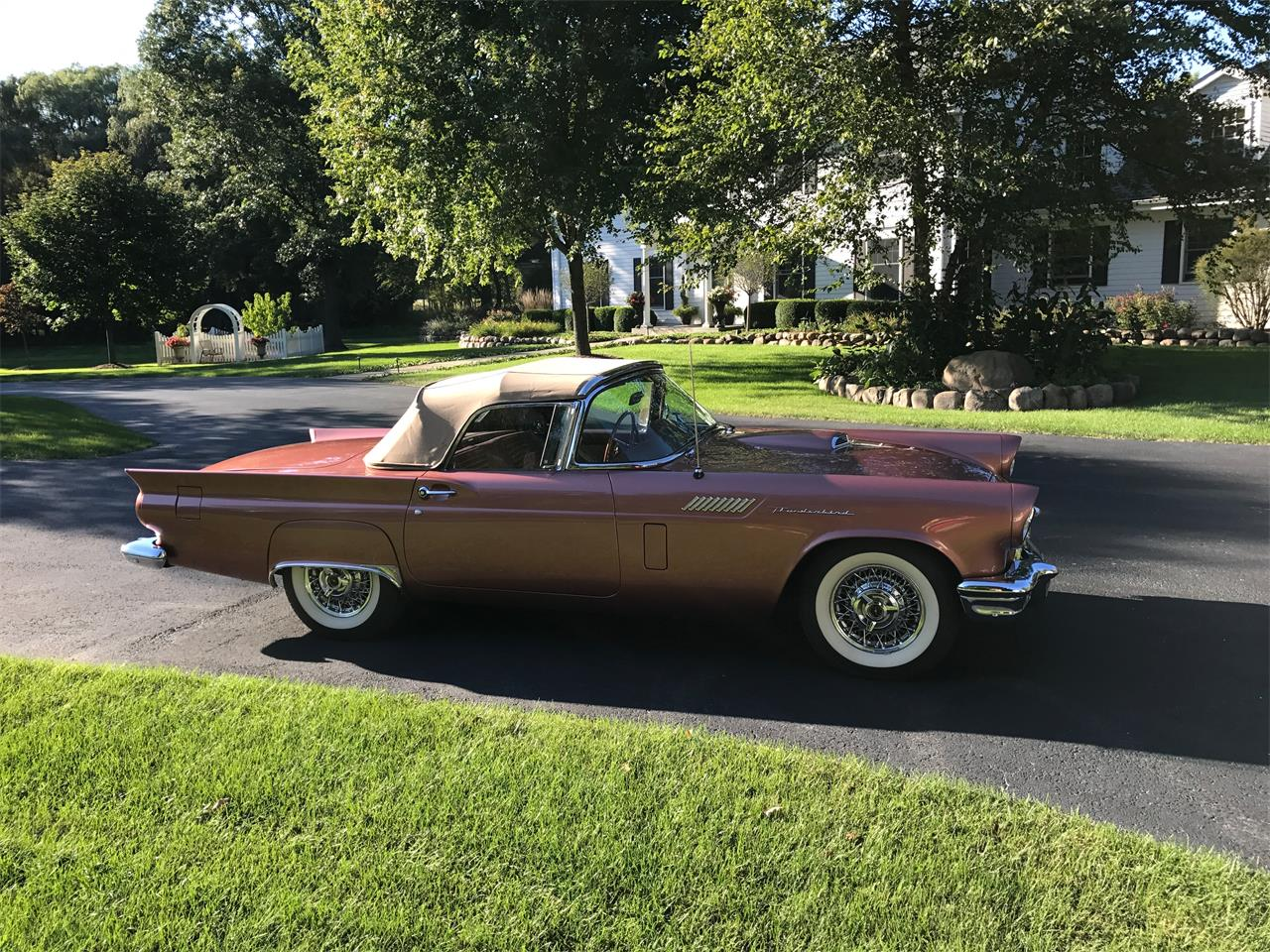 1957 Ford Thunderbird (CC-1008450) for sale in Mequon, Wisconsin