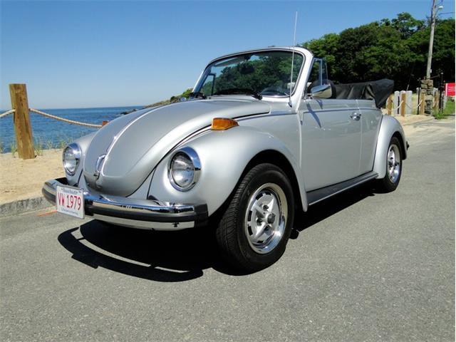 1979 Volkswagen Beetle (CC-1008596) for sale in Beverly, Massachusetts