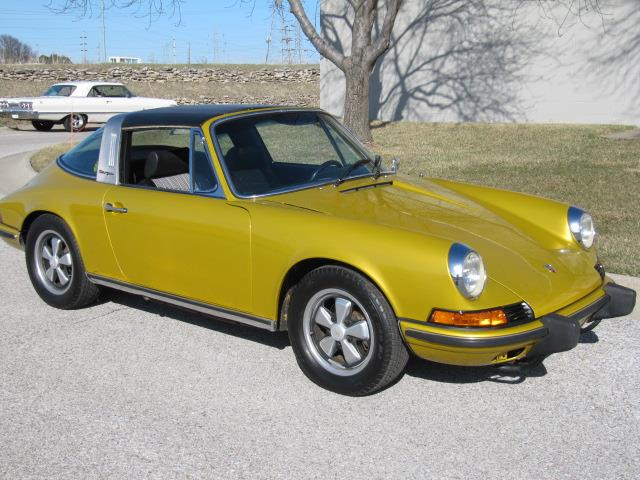 1973 Porsche 911 (CC-1008701) for sale in Omaha, Nebraska