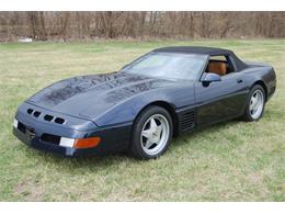 1989 Chevrolet Corvette (CC-1008986) for sale in East Peoria, Illinois