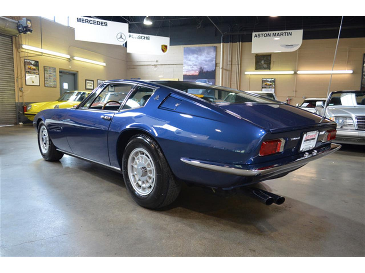 1970 Maserati Ghibli 4.7L Coupe for Sale | ClassicCars.com ...