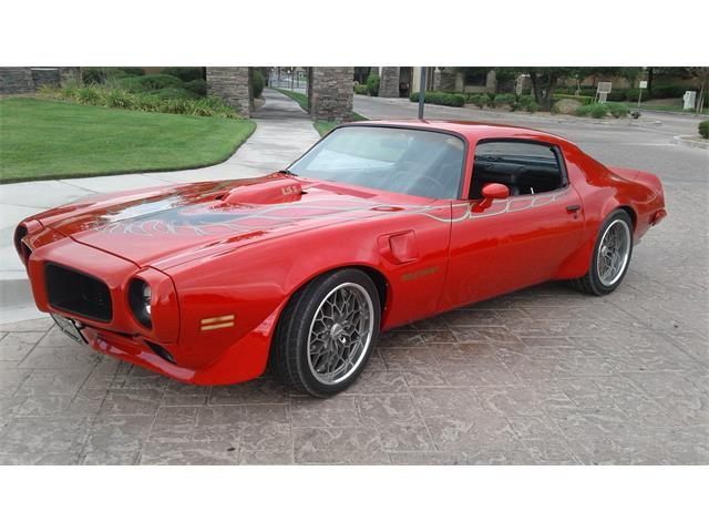 1970 Pontiac Firebird Trans Am (CC-1008993) for sale in APPLE VALLEY, California