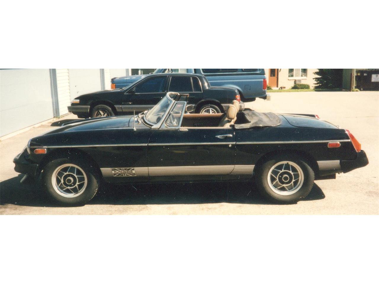 1980 MG MGB (CC-1009023) for sale in Burlington, Wisconsin