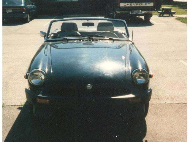 1980 MG MGB (CC-1009023) for sale in Raymond, Wisconsin