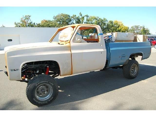 1986 Chevrolet Pickup (CC-1009053) for sale in Springfield, Massachusetts