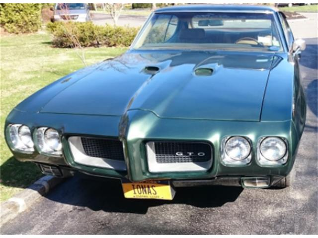 1970 Pontiac GTO (CC-1009661) for sale in New York, New York