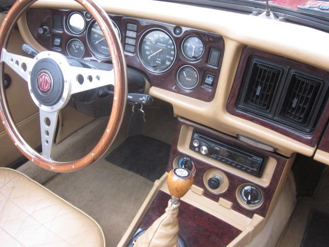 1980 MG MGB (CC-1011320) for sale in Stratford, Connecticut
