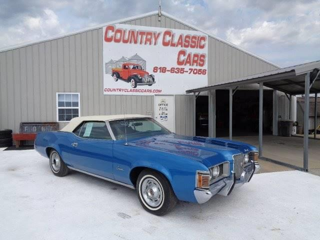 1971 Mercury Cougar (CC-1011504) for sale in Staunton, Illinois