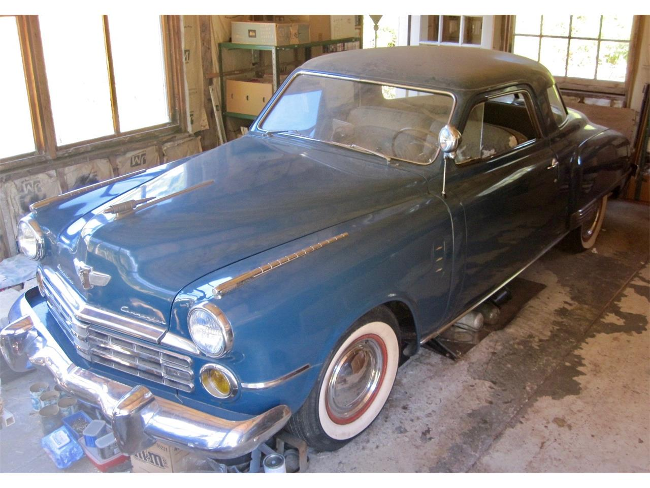 1949 Studebaker Starlight (CC-1011678) for sale in Port Townsend, Washington