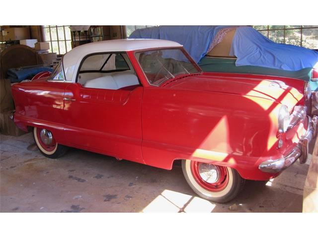 1954 Nash Metropolitan (CC-1011679) for sale in Port Townsend, Washington