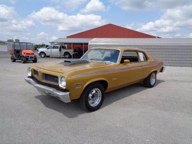 1973 Pontiac Ventura (CC-1011817) for sale in Staunton, Illinois